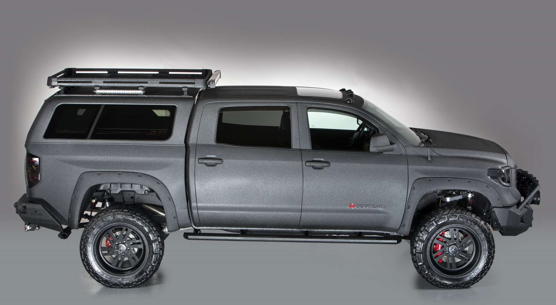 devolro toyota tundra conversions geekporium. Black Bedroom Furniture Sets. Home Design Ideas